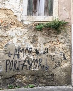 Mais Amor Por Favor Lisboa 2018